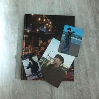 🚚 BTOB Hour Moment (Moment Ver) Unsealed Album (all pcs and cds included!)