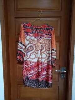 Zara dress not ori