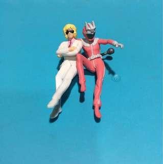 高達 Gundam 馬莎 杯緣子 扭蛋