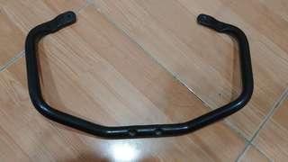 Behel vespa sprint original black doff