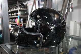 Fullfacehelmet Dark rider