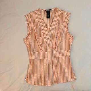 🚚 Striped Top (XS)
