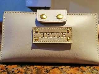 Wallet with name