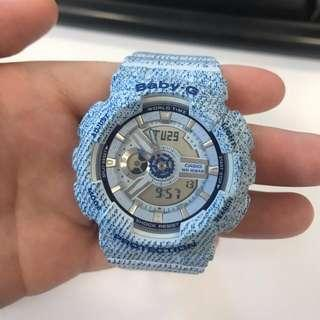 Auth Casio Baby G Limited Edition