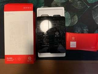 iPhone 8 (細機)鋼化玻璃屏幕兩張