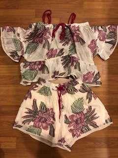 Floral Set Wear