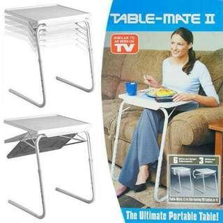 New Table Mate As seen Tv Meja laptop Meja multifungsi