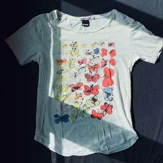 🚚 Uniqlo T-shirt 女款m #一百均價