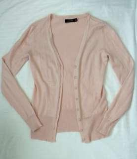 Glassons Light, Pink sweater - size 8