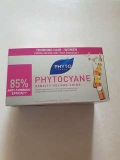 Phyto - (Phytocyane) (Density-Volume-Shine) Ampoules
