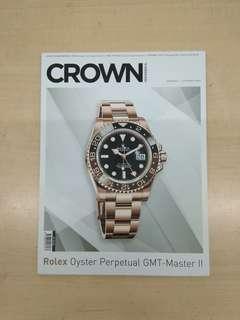 CROWN - Majalah Jam Tangan