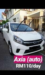 Axia 1.0 Auto