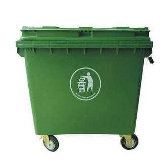 660L trash Bin
