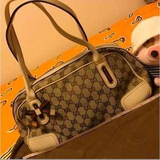 Gucci 小蝴蝶 Shoulder Bag