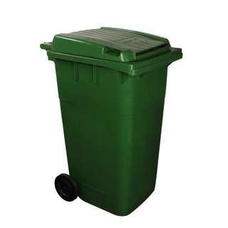 120 L trash Bin