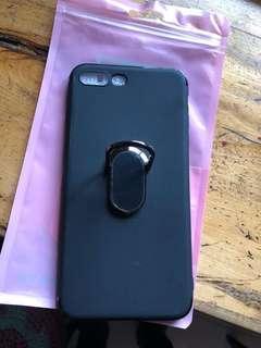 iPhone 8 Plus phone case black