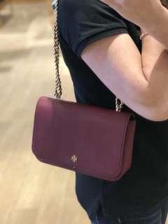 🚚 Tory Burch Robinson Adjustable Shoulder Bag