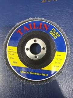 Flap dics tailin z80