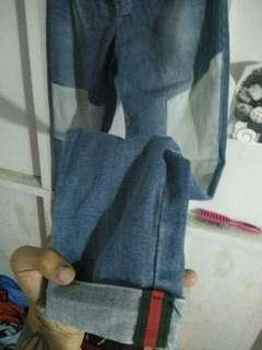 Jeans hw guci
