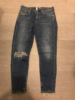 Agolde Sophie Jeans - size 27