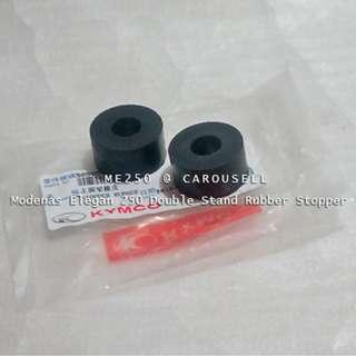 Double Stand Rubber Stopper for Modenas Elegan 250