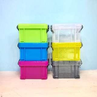 MINI STORAGE BOXES WITH LID