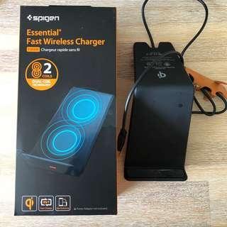 Spigen Fast Wireless Charger