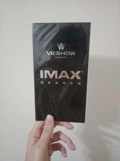 🚚 VIESHOW CINEMAS IMAX 日新威秀影城logo筆記本