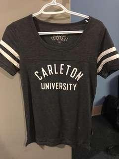 Carleton university tee