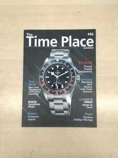 The TIME PLACE Indonesia - Majalah Jam Tangan
