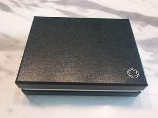 Authentic Mont Blanc Box - Wallet Size