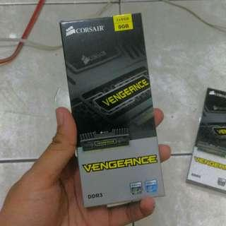 Corsair Vengeance DDR3 8GB
