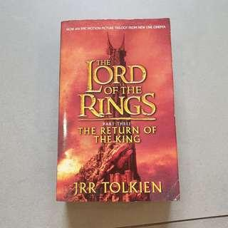 The Lord of the Rings Part 3 The Return of the King