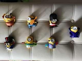 Minion Figurines