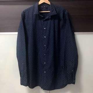 MANGO Slim Fit Shirt