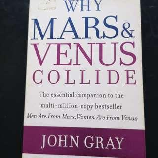 (FREE) Why Mars and Venus Collide Book by John MacLachlan Gray
