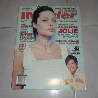 angelina jolie insider magazine