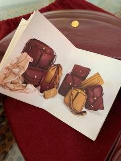 Cartier bag.