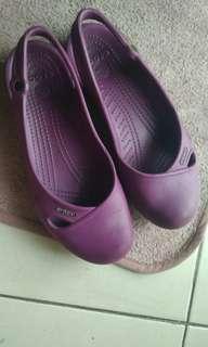 Crocs Flat Shoes For Women