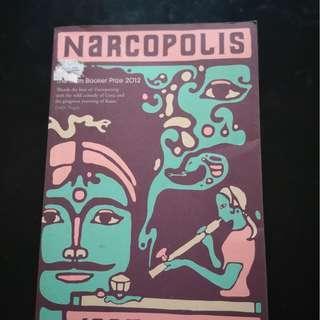 Narcopolis Novel by Jeet Thayil