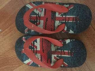 Limited edition London slipper