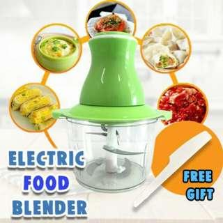 ELECTRIC FOOD BLENDER