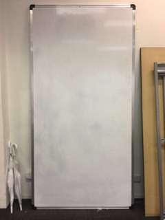 🚚 Large White Board(2.4m x 1.2m)