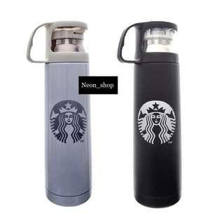 Tumbler Starbucks with Cup/Botol Minum Starbucks