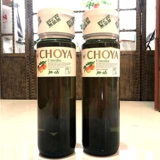 Choya Umeshu (650ml)