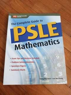(New) P6 Psle Maths