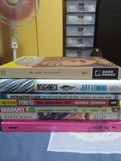 Hardbound Comics For Sale