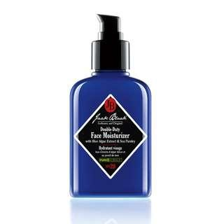 Jack Black Double-Duty Face Moisturizer with Blue Algae Extract & Sea Parsley 97ml 面部保濕防晒霜