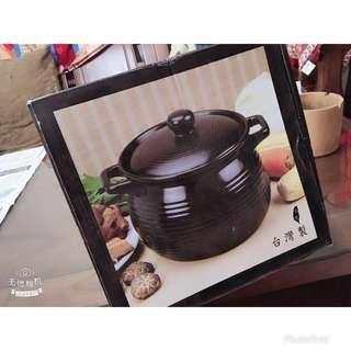 🚚 台灣製陶瓷直火煮鍋❤️
