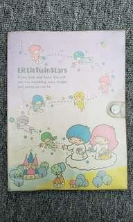 Little Twins Star 1976初版記事簿